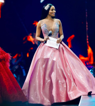 Bonang Matheba Beautiful Pink Dress.jpg