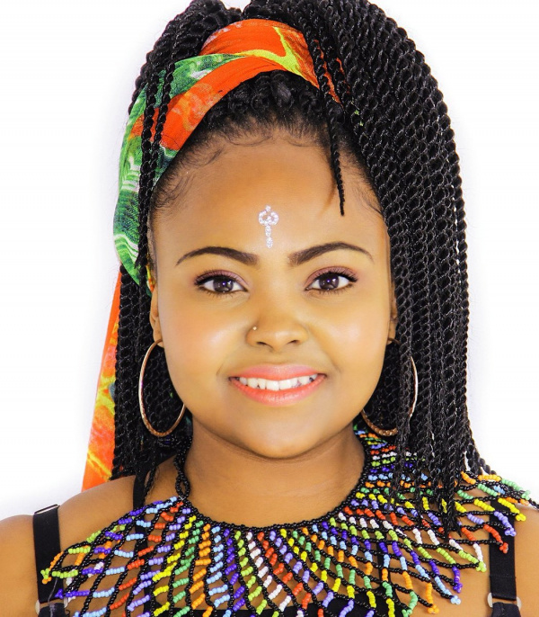 Rhythm City actress Itumeleng Bokaba is Pregnant with her