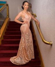 Pearl Thusi Beautiful Red Steps.jpg