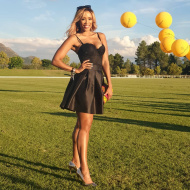 Leigh-Anne Williams Beautiful Yellow Balloons.jpg